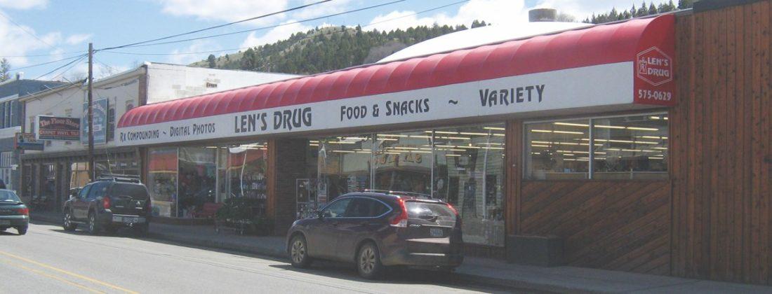 Len's Drug