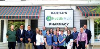 Bartle's Pharmacy Receives McKesson's Pharmacy of the Year Award 2018