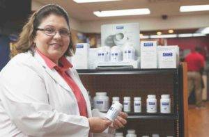 Ann Deaton Redding, Pharm.D. Crossroads Pharmacy Coffee and Gifts Smiths Station, Ala.