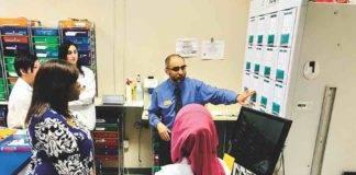 Hashim Zaibak Hayat Pharmacy TCGRx ATP AdherePac