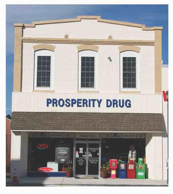 Prosperity Drug Company, Prosperity, SC