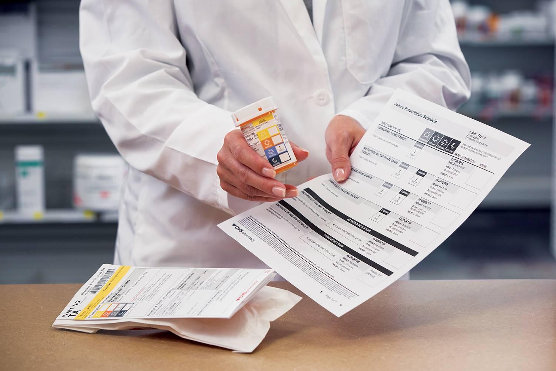 cvs health scriptpath prescription bottle schedule media gallery - Cvs Prescription Card