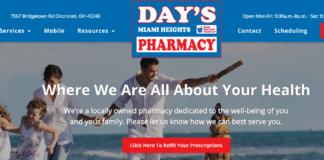 Day's Miami Heights Pharmacy, Cincinnati, Ohio