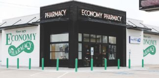 Economy Pharmacy, Okla.
