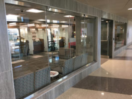 Nebraska Medicine's upgraded flagship outpatient pharmacy.