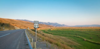 Bruce Kneeland Road Trip US Route 89