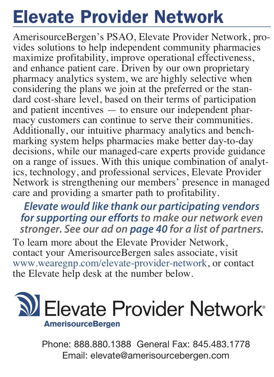 ComputerTalk_2019_Pharmacy_Buyers_Guide_40_Elevate_Provider_Network