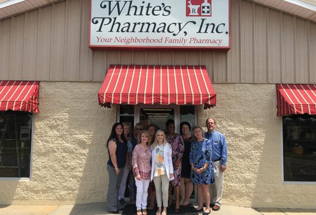 The White's Pharmacy Team