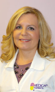 Cheri Schmit, Director of clinical pharmacy, Medicap Pharmacy GRX Holdings