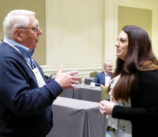 Bruce Kneeland, community pharmacy marketing specialist, Kneeland Services, spoke with Sondra Heffernan, VP of sales at InfoWerks. Kneeland presented on the pharmacy owners he met during his visit to nine successful pharmacies during a multistate road trip.