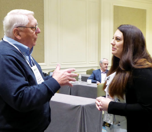 Bruce Kneeland, community pharmacy marketing specialist, Kneeland Services, spoke with Sondra Heffernan, VP of sales at InfoWerks. Kneeland presented on the pharmacy owners he met during his visit to nine successful pharmacies during a multistate road trip.