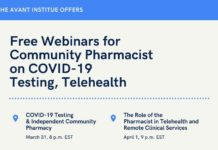 The Avant Institute is hosting two free webinars this week in response to the coronavirus crisis.