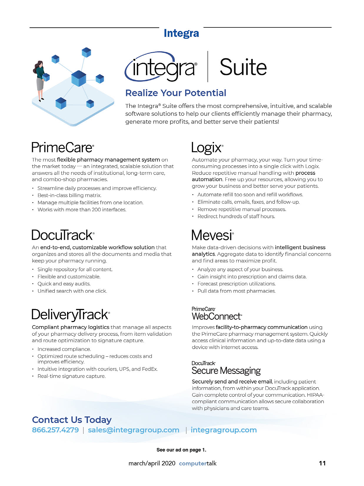 CT Buyers Guide 2020 Integra Profile