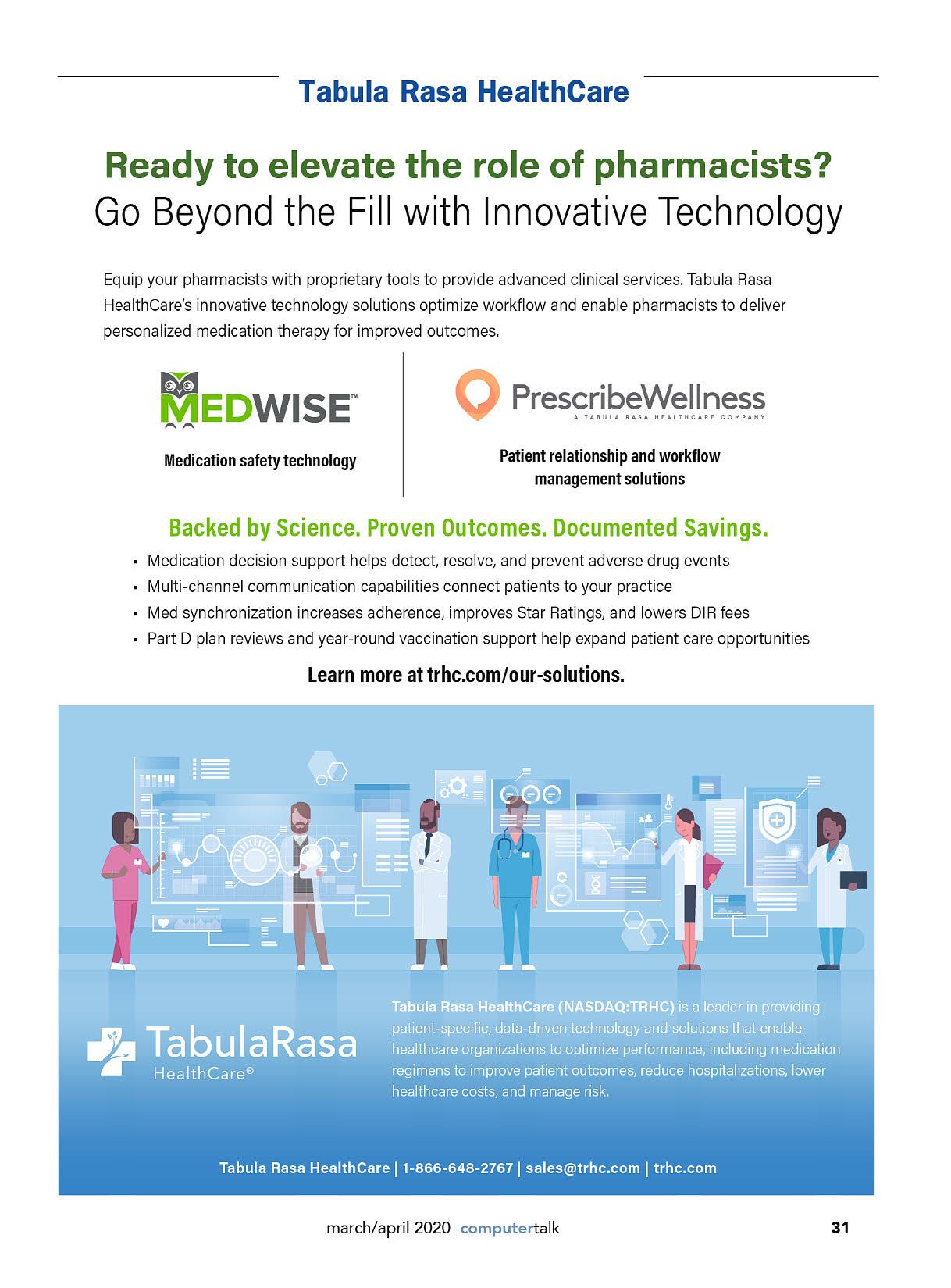 CT Buyers Guide 2020 TRHC Tabula Rasa HealthCare