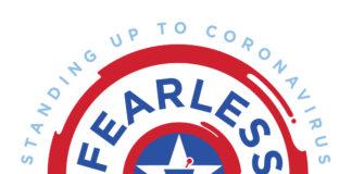 GNP Fearless Pharmacy Coronavirus Badge with White Background