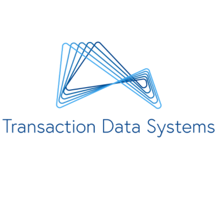 Transaction Data Systems Logo
