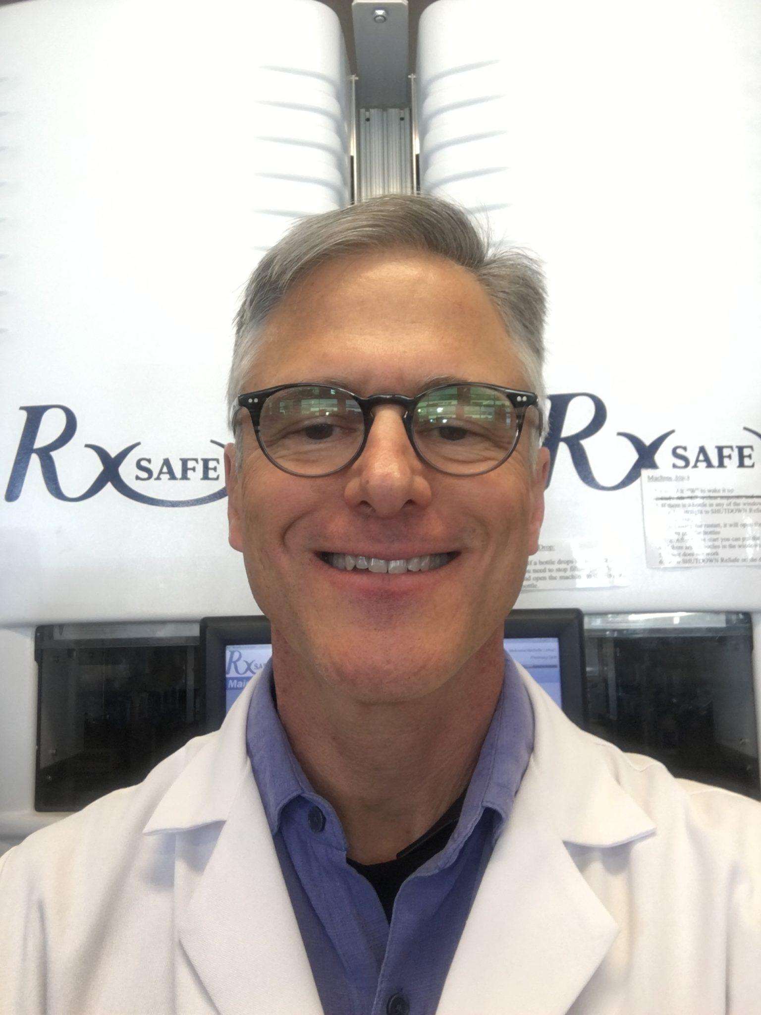 Joe Romph, B.S.Pharm.