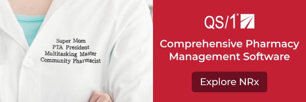 QS/1 NRx Comprehensive Pharmacy Management