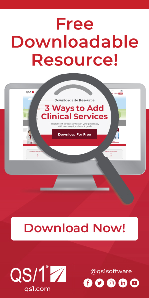 QS/1 3 Ways to Add Clinical Services