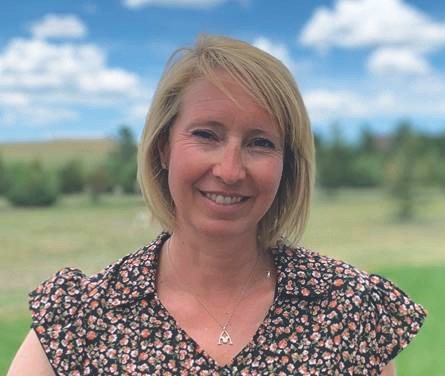 Amy Schmidt with North Star Pharmacy and Infusion in Cheyenne, Wyo.