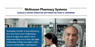 ComputerTalk Health-System Buyers Guide 2020 McKesson Pharmacy Systems