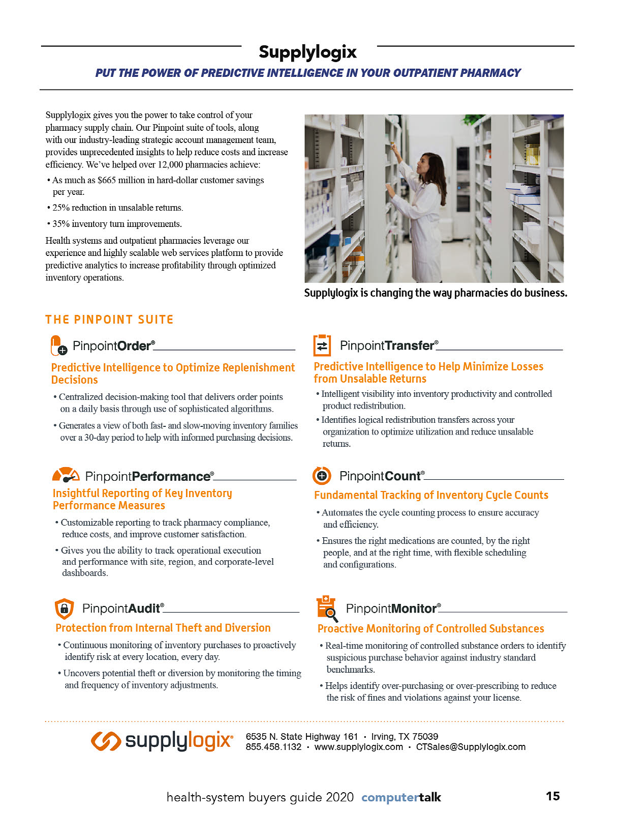 ComputerTalk_Health-System_Buyers_Guide_2020_Supplylogix