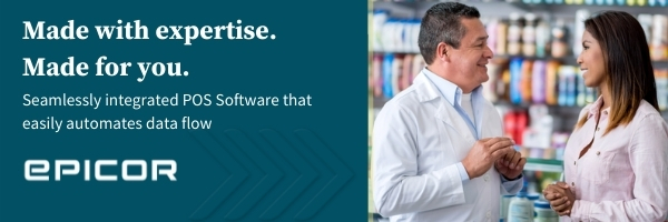 Epicor Seamlessly Integrated POS