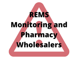 PharmSaver REMS-Monitoring-and-Pharmacy-Wholesalers