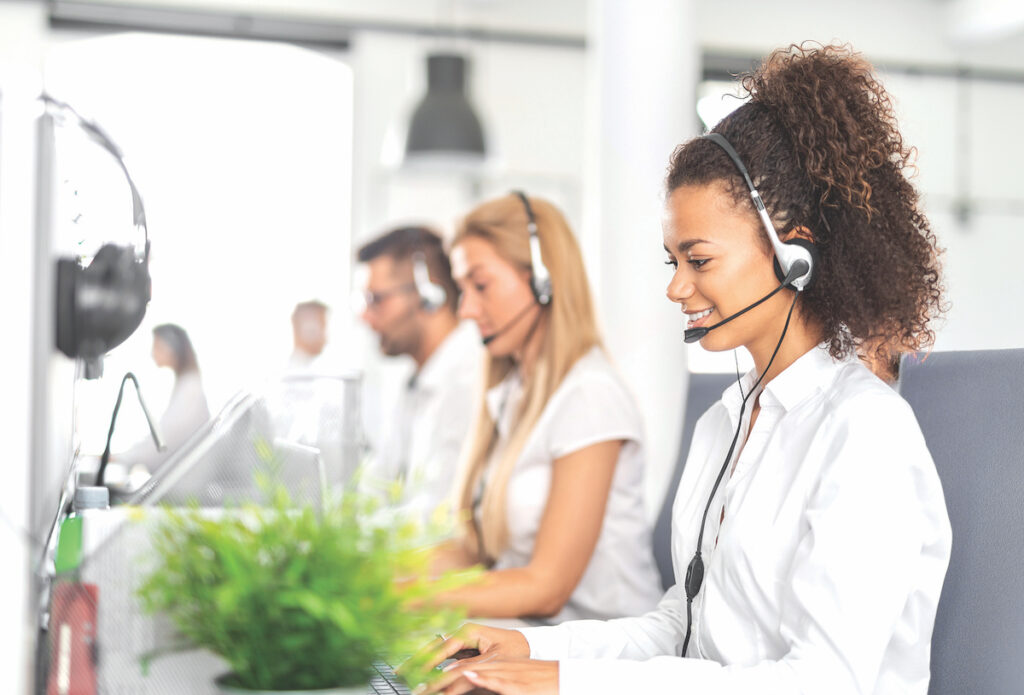 Telephonic patient engagement services — powered by proprietary HITRUST CSF-certified technology — include direct patient outreach, appointment setting, data entry, and more.